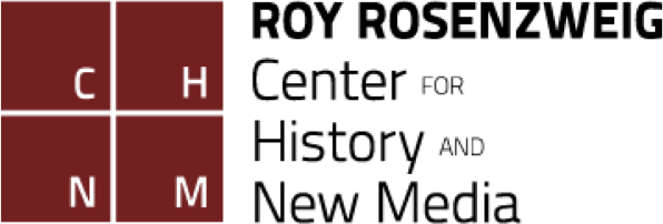 Roy Rosenzweig Center for History and New Media